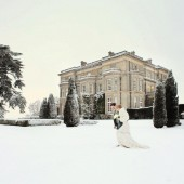 Winter wedding Hedsor House